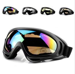 $enCountryForm.capitalKeyWord Australia - Outdoor Eyewear Goggles Cycling Motorcycle Sports Goggles X400 Sandstorm Fan Tactical Equipment Ski Goggles Free Shipping