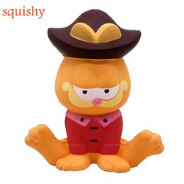 $enCountryForm.capitalKeyWord UK - 2019 Hottest Squishies cat soft pu scented Decompression toy for kids and cell phone straps Slow Rising Cat DHL Free