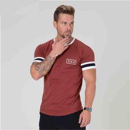 Design compression shorts online shopping - New Design Slim Fit Tees Men Patchwork T Shirts Compression Shirt Tops Bodybuilding Fitness O Neck Short Sleeve T Shirt