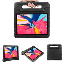 "ipad stands kids Australia - 360 Full Protective Case For iPad Pro 12.9 2020 Kids Tablet Case Shockproof Protection Cover For iPad Pro 11"" 2020 2018 Stand Cover"
