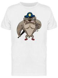$enCountryForm.capitalKeyWord Australia - Angry Police Dog Cartoon Men 039 s Tee Image by Men