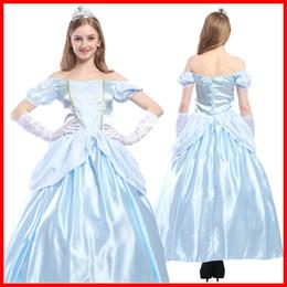 $enCountryForm.capitalKeyWord Australia - halloween theme party 2019 European Court Costume Princess Skull Halloween Snow White Skirt Cinderella Cosplay Dress