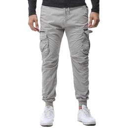 $enCountryForm.capitalKeyWord Australia - IX9 City Tactical Cargo Pants Men Combat SWAT Army Military Pants Cotton Many Pockets Stretch Flexible Man Casual Trousers 38