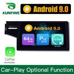 $enCountryForm.capitalKeyWord Australia - Android 9.0 Ram 4G Rom 64G PX6 Cortex A72 Car DVD GPS Multimedia Player Car Stereo For Honda FIT 2014-2017 Radio Headunit