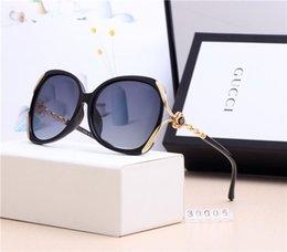 $enCountryForm.capitalKeyWord Australia - 219 New Designer Sunglasses Luxury Sunglasses Fashion Polarized for Women Glass UV400 Stylish with Box and Logo Superior Quality