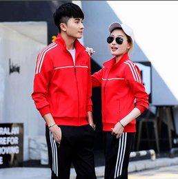 $enCountryForm.capitalKeyWord Australia - 2019 New brand ADIDAS sportswear fashion men's sportswear two-piece hoodie + tether casual pants sports suit male