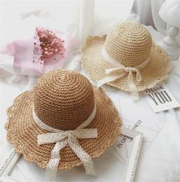 Sun Protection Tennis Hat Australia - New Women Lace Wide Brim Hat Cap Sun  Block Hat 5a02bfa5084