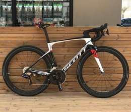 $enCountryForm.capitalKeyWord Australia - Foil White road race bike carbon complete Bicycle With R7000 r8000 Groupset 50MM carbon wheelset PF30