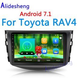 "$enCountryForm.capitalKeyWord Australia - 8"" 2din Android 7.1 car dvd player Radio for Toyota RAV4 Rav 4 2007 2008 2009 2010 2011 Multimedia Autoradio gps navigation"