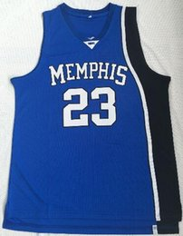 $enCountryForm.capitalKeyWord Australia - outlet Memphis unversity #23 basketball jersey Derrick Rose ncaa inMemphis college mesh basketball jersey on discount free shipping.