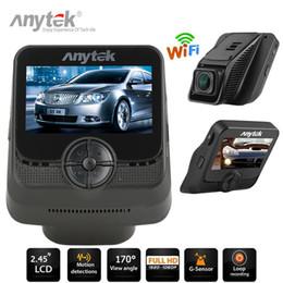 "$enCountryForm.capitalKeyWord Australia - Anytek A50 2.45"" Novatek 96658 IMX323 WiFi 1080P Full HD Car DVR Camera Video Recorder 170 Degree 6G Lens WDR G-sensor Dash Cam"