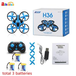 Best Toy Helicopters Australia - Jjrc H36 Mini Drone Rc Drone Quadcopters Headless Mode One Key Return Rc Helicopter Vs Jjrc H8 Mini H20 Dron Best Toys For Kids