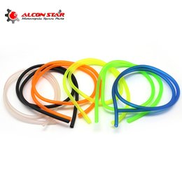 8mm hose Australia - Alconstar- 1m Motorcycle Bike Fuel Gas Oil Delivery Tube Hose Petrol Pipe 5mm I D 8mm O D Motorcycle Parts for for