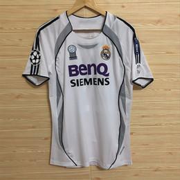 $enCountryForm.capitalKeyWord Australia - retro real Madrid 06 07 Soccer Jersey Vintage 2006 2007 Football Shirt Cannavaro Marcelo Higuain Camiseta 7 Raul 9 Ronaldo