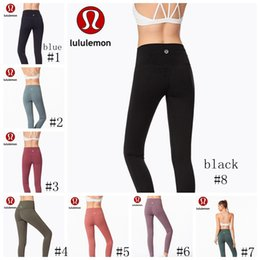 $enCountryForm.capitalKeyWord NZ - Womens Yoga Leggings Skinny Leggings Gym Yoga Pants High Waist Workout Tight Trousers Athletic Sports Stretch Long Pants GGA2467