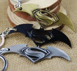$enCountryForm.capitalKeyWord Australia - 17 styles Avenger Union Batman keychains For Bag Key Holder Charm Hanging pendant Car Key Chains Key Ring Women & Men newv001