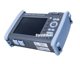 Venta al por mayor de Reflectómetro OTDR PON 1310/1550 / 1625nm de fibra óptica FF-990PRO-T2 construido en pantalla táctil VFL OPM OLS, con conector SC ST FC LC