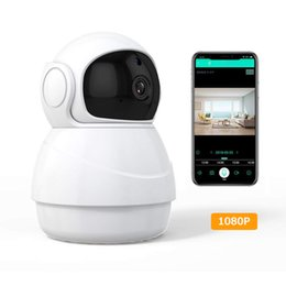 Pan hd iP camera audio online shopping - 1080P Full HD WiFi IP Camera Home Security Surveillance Camera With Two Way Audio Infrared Night Vision Baby Monitor