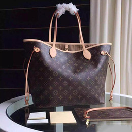 Hand Bag Printed Australia - Designer Bags MONTAIGNE Tote Women Luxury Leather Shoulder Bags purse Floral Print Handbags Crossbody shopper Bag Business Laptop 060702