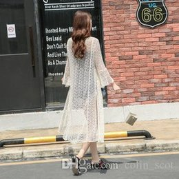 $enCountryForm.capitalKeyWord Australia - 2019 womens designer clothing kimono women blouse lace shawl womens designer t shirts lady tee shirt femme