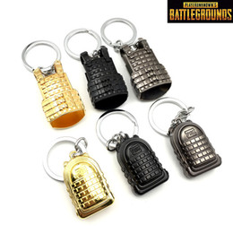 $enCountryForm.capitalKeyWord Australia - Jedi Escaping To Eat Chicken Game Survival Three-level Backpack Vest Around Three-level Backpack key chain Ring Pendant