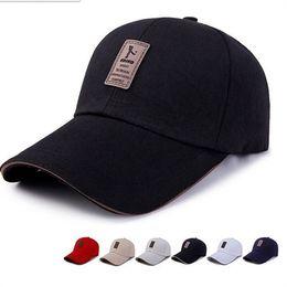 5 USD casquette 3 Pcs Mix wholsale marque baseball adjutable 56-60 cm Casual gorras 8 panneau hip hop snapback lavage chapeaux pour hommes femmes unisexe en Solde