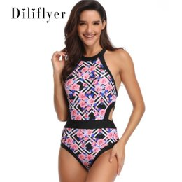 7f42568f62f Europe and the new sexy bikini lotus leaf edge strap split swimsuit female  high waist swimsuit manufacturers spot Wholesale