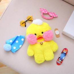 $enCountryForm.capitalKeyWord NZ - Hyaluronic acid blush small yellow duck Plush toys dolls birthday Xmas gift for children&baby