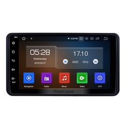Multimedia Player Camera Australia - HD Touch screen Android 9.0 Car Multimedia Player for 2007-2012 Suzuki JIMNY with AUX USB WIFI GPS Navigation support Reverse Camera car dvd