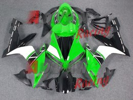 $enCountryForm.capitalKeyWord Australia - TOP Injection Mold Fairing kit fit for YAMAHA YZFR1 04 05 06 YZF R1 2004 2005 2006 YZF1000 Motorcycle ABS Fairings set custom green white