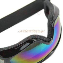 wholesale sanding sponge UK - Outdoor Anti Sand Glasses Motorcycle Wind Dust Protection Goggles With Sponge UNS-OKLE