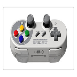 Wireless Usb Game Controller Australia - Wireless Bluetooth Gamepad Game Controller for Mac mode and Nintendo Switch mode with USB Cable High Quality