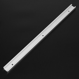 Slot Track Australia - 500mm T-track T-slot Miter Track Jig Fixture Slot for Router Table Woodworking Tool