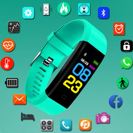 kids digital sports watch Australia - Fashion Sport Watch Children Watches Kids For Girls Boys Students Wrist Clock Electronic LED Digital Child Wristwatches