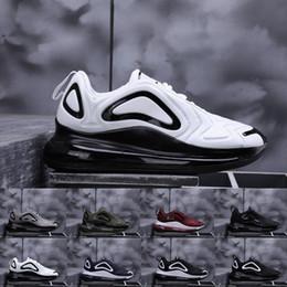 sports shoes a29c0 7e9b9 Nike air max 720 airmax 720 2019 Nuevo Diseñador 720 Zapatillas de running  para hombre Cojín de aire Marca 720 s Moda Maxes Sports Womens Sneakers  Athletic ...
