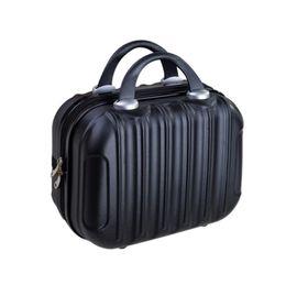 $enCountryForm.capitalKeyWord Australia - Women Fashion Makeup Suitcase Tote Cartoon Travel Beauty Toiletries Wash Tote Box Organizer Handbag Supplies Accessories