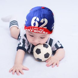 baby cotton sunhats UK - Fashion Lovely Baseball Hats Newborn Boys Sunhat Lightweight Baby Fashion Hip-hop Hat Parts Little Child Accessories