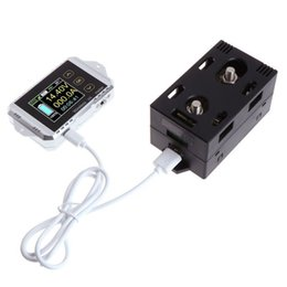 $enCountryForm.capitalKeyWord Australia - Test Meter Power Car Ammeter Voltmeter Wireless Coulometer Temperature LCD Display Watt Hour Tool Multifunction Battery Capacity