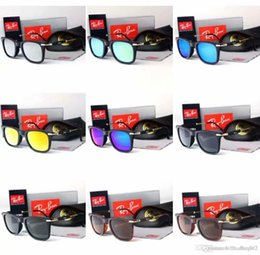 Ray Bans Glasses Australia - New Fashion 2148 Ray Brand Sunglasses Vintage Pilot wayfarer Sun Glasses Bans UV400 Men Women Ben Glass bain Lenses With Case