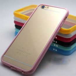 $enCountryForm.capitalKeyWord Australia - New Rainbow Transparent Acrylic Hard Back Case for iPhone X XR Xs Max 6 6S 7 8 Plus Case Cover Phone Back Casing