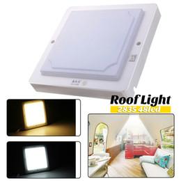 Led ceiLing dome Light online shopping - 12V V Interior LED Dome light for Car Ceiling light Milky Cover Shell Reading Lamp LEDS Roof lamp for Camper Van Boat