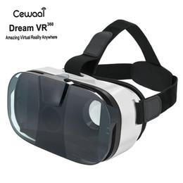 $enCountryForm.capitalKeyWord Australia - Cewaal VR Virtual Reality Glasses 3 D 3d Goggles Headset Helmet For Smartphone Smart Phone Google Cardboard Stereo