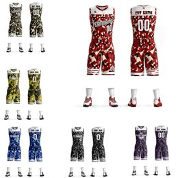 ec0298b1f3c Cusatomized mens youth blank basketball Jersey Sets shirt and shorts custom  your own logo uniforms design on line