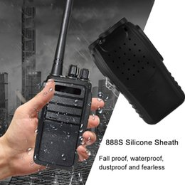 $enCountryForm.capitalKeyWord Australia - Handheld Soft Silicone Case Protection Silicone Cover For Baofeng BF-888S 888S Retevis H777 H-777 Two Way Radio Walkie Talkie