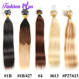 $enCountryForm.capitalKeyWord Australia - fashion plus Micro Loop Hair Extension Machine Remy Hair 1g strand Micro Loop Ring Links Professional Salon Quality