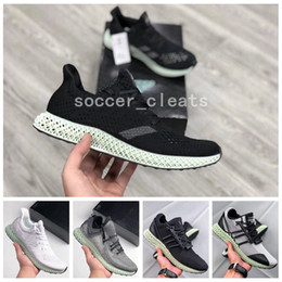 25cde169026e3 2019 New Y-3 Futurecraft 4D Print Runner A00357 Men Running shoes Y3 QASA  AlphaEDGE Outdoor alphabounce Designer Trainers Sneakers
