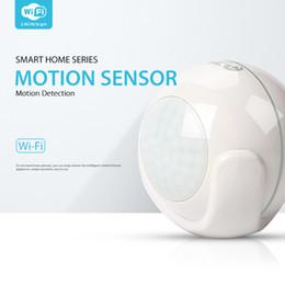 $enCountryForm.capitalKeyWord NZ - NEO Coolcam Smart Motion Sensor Alarm Detector WiFi PIR Motion Sensor Home Automation Alarm System
