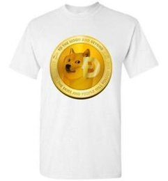 $enCountryForm.capitalKeyWord NZ - Dodge Coin Inspired T Shirt