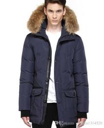 $enCountryForm.capitalKeyWord UK - Men Women's M-07 BRYAN 807 WINTER Down & Parkas WITH FUR HOOD Snowdome jacket Brand Real Raccoon Fur Collar White Duck Outerwear & Coats