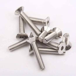 TiTanium sockeT head cap screws online shopping - Screws Rivets Screw titanium surgical screws price Titanium Screw Allen hex Socket countersunk head cap screw